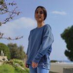 Φούτερ μουσταρδί ασύμμετρο Μπλούζες Ρούχα αξεσουάρ 2