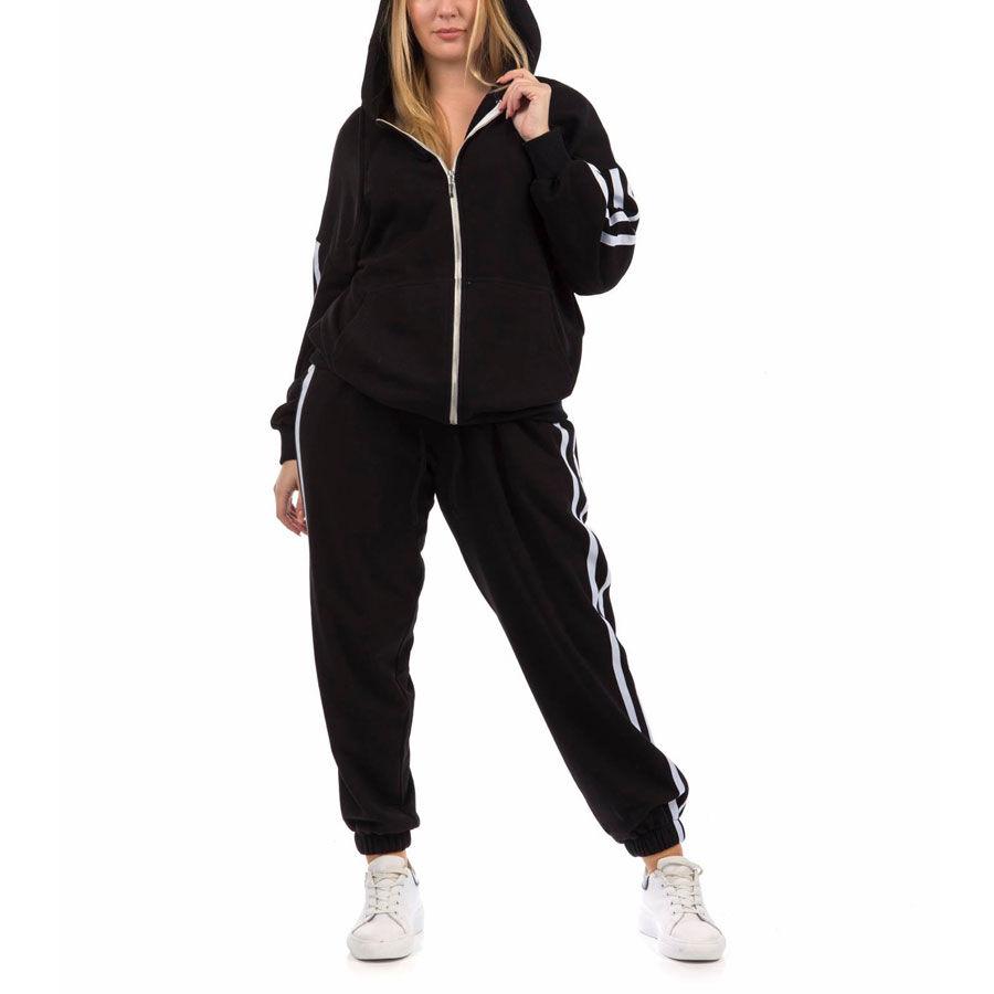 Σετ φόρμας Ρούχα Plus Size Ρούχα αξεσουάρ