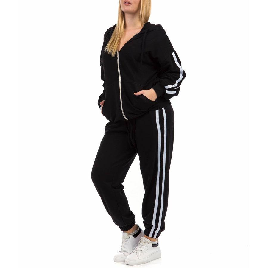 Σετ φόρμας Ρούχα Plus Size Ρούχα αξεσουάρ 2