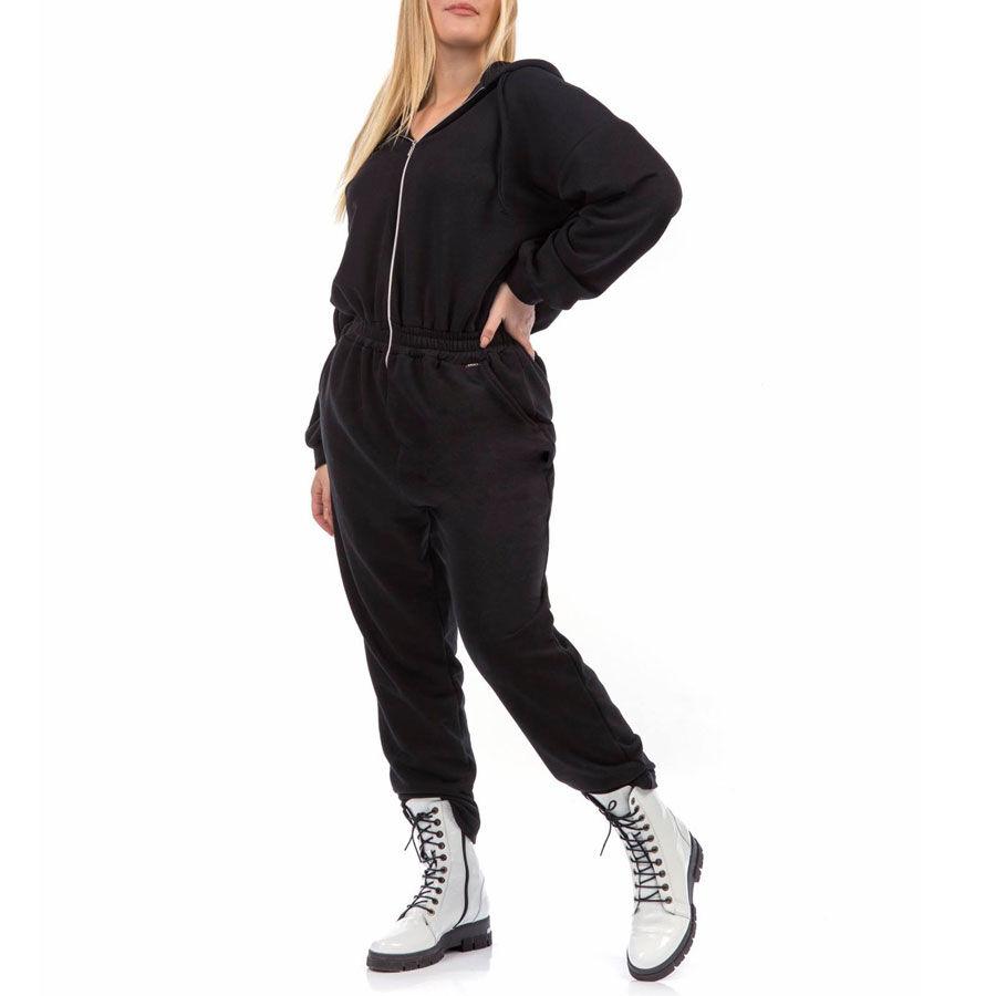 Ολόσωμη βαμβακερή φόρμα Ρούχα Plus Size Ρούχα αξεσουάρ 2