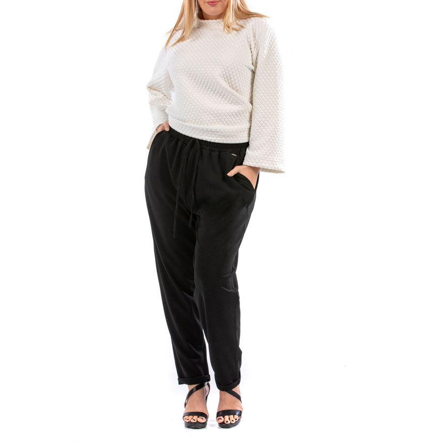 Καθημερίνο παντελόνι Παντελόνια Plus Size Ρούχα αξεσουάρ