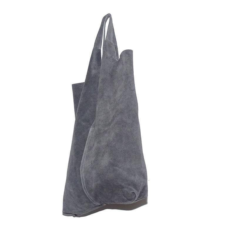 Τσάντα ώμου Suede Τσάντες Δερμάτινες Ρούχα αξεσουάρ 2