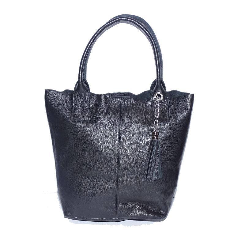 Δερμάτινη τσάντα ώμου Τσάντες Δερμάτινες Ρούχα αξεσουάρ