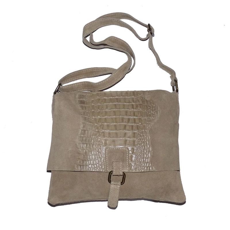 Χιαστή τσάντα Suede Τσάντες Δερμάτινες Ρούχα αξεσουάρ