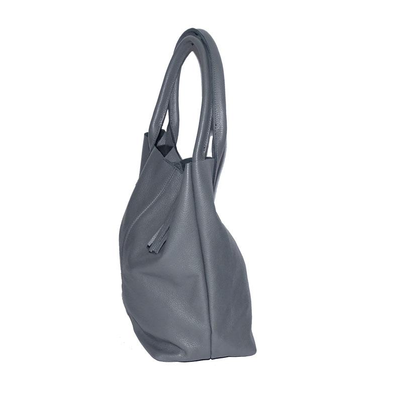 Δερμάτινη τσάντα ώμου Τσάντες Δερμάτινες Ρούχα αξεσουάρ 2
