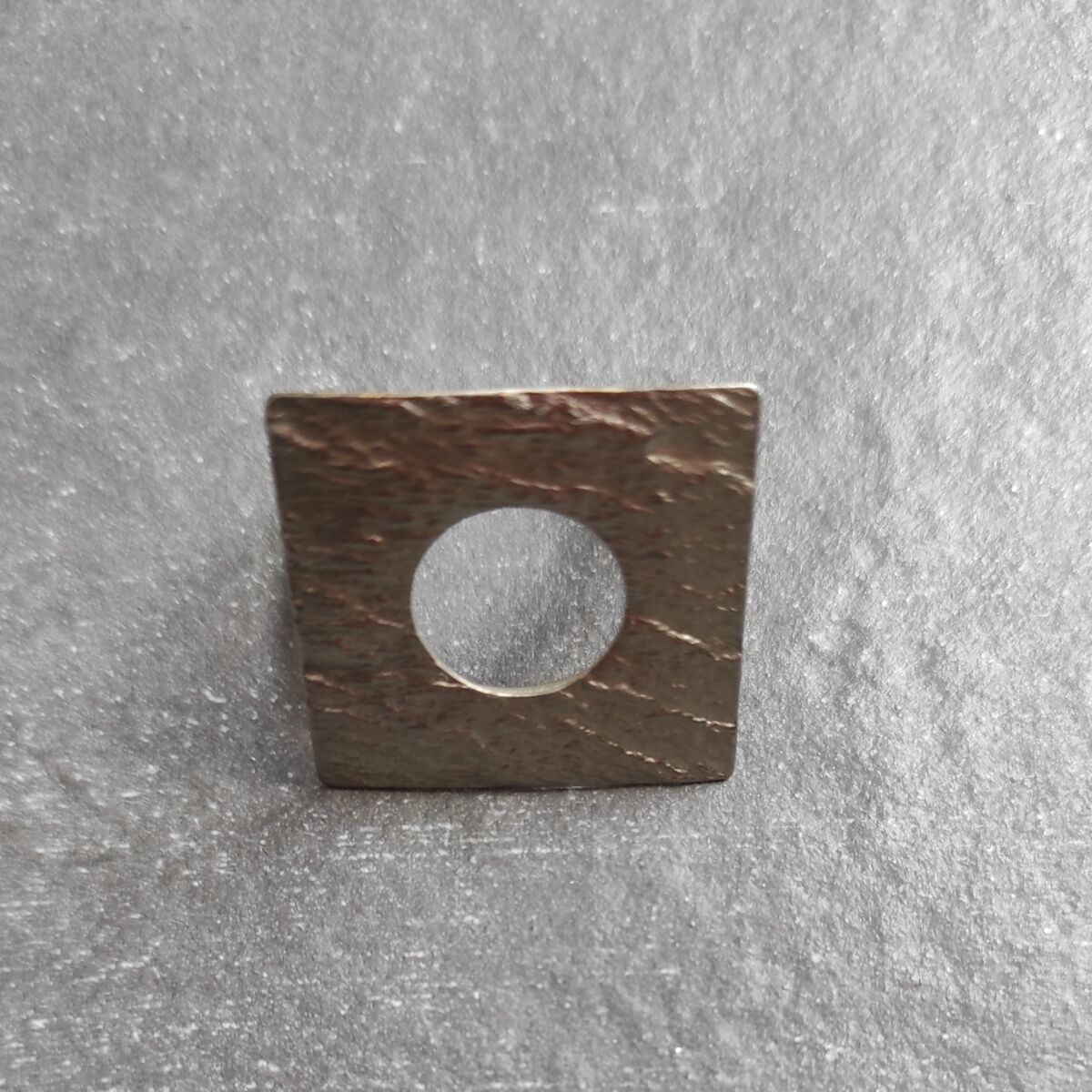 Τετράγωνο δαχτυλίδι Αξεσουάρ Ρούχα αξεσουάρ