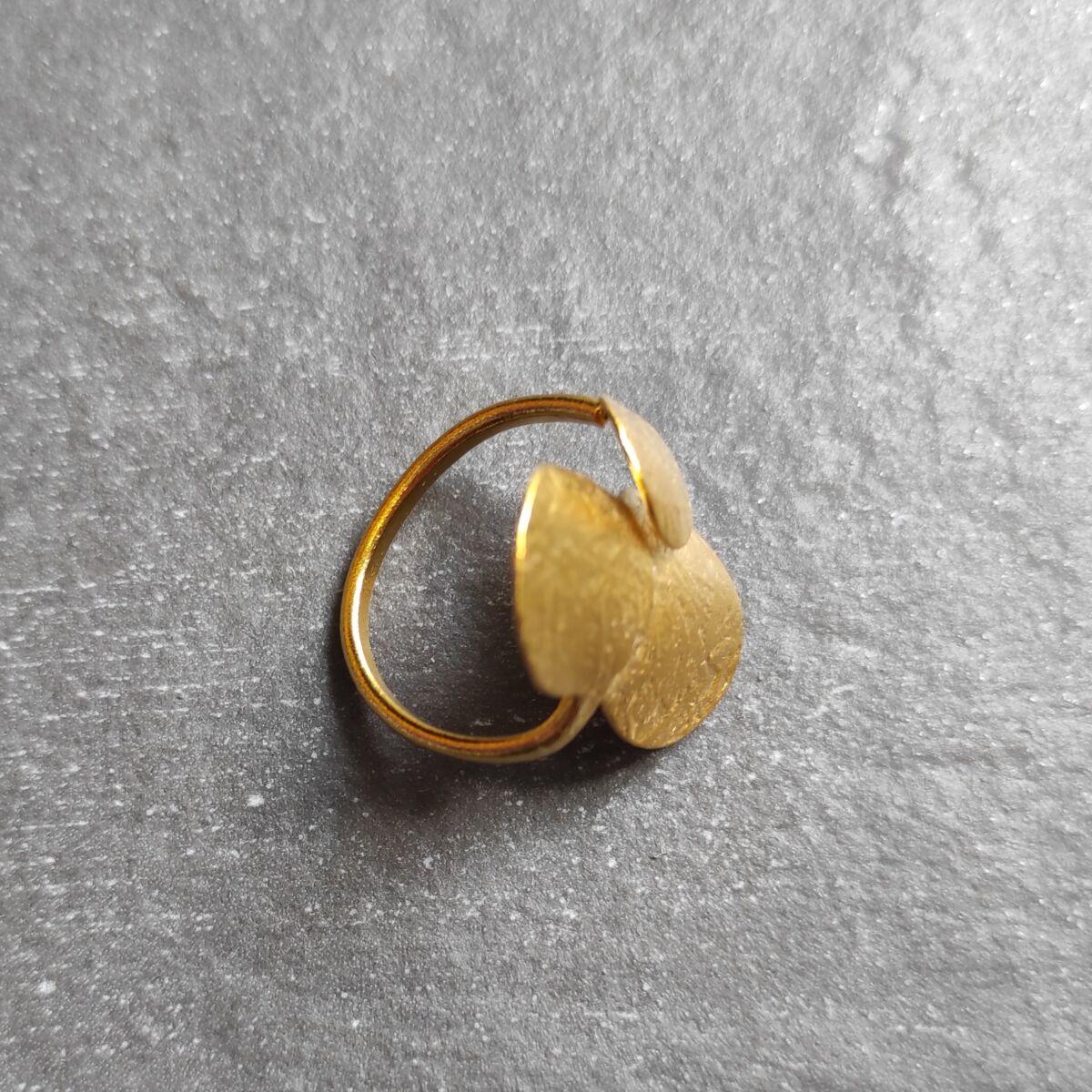 Δαχτυλίδι επίχρυσο Αξεσουάρ Ρούχα αξεσουάρ 2