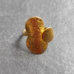 Στρογγυλό δαχτυλίδι Αξεσουάρ Ρούχα αξεσουάρ 2