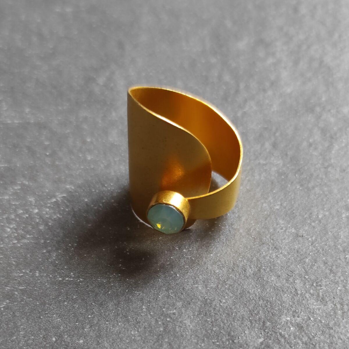 Δαχτυλίδι με πέτρα Αξεσουάρ Ρούχα αξεσουάρ