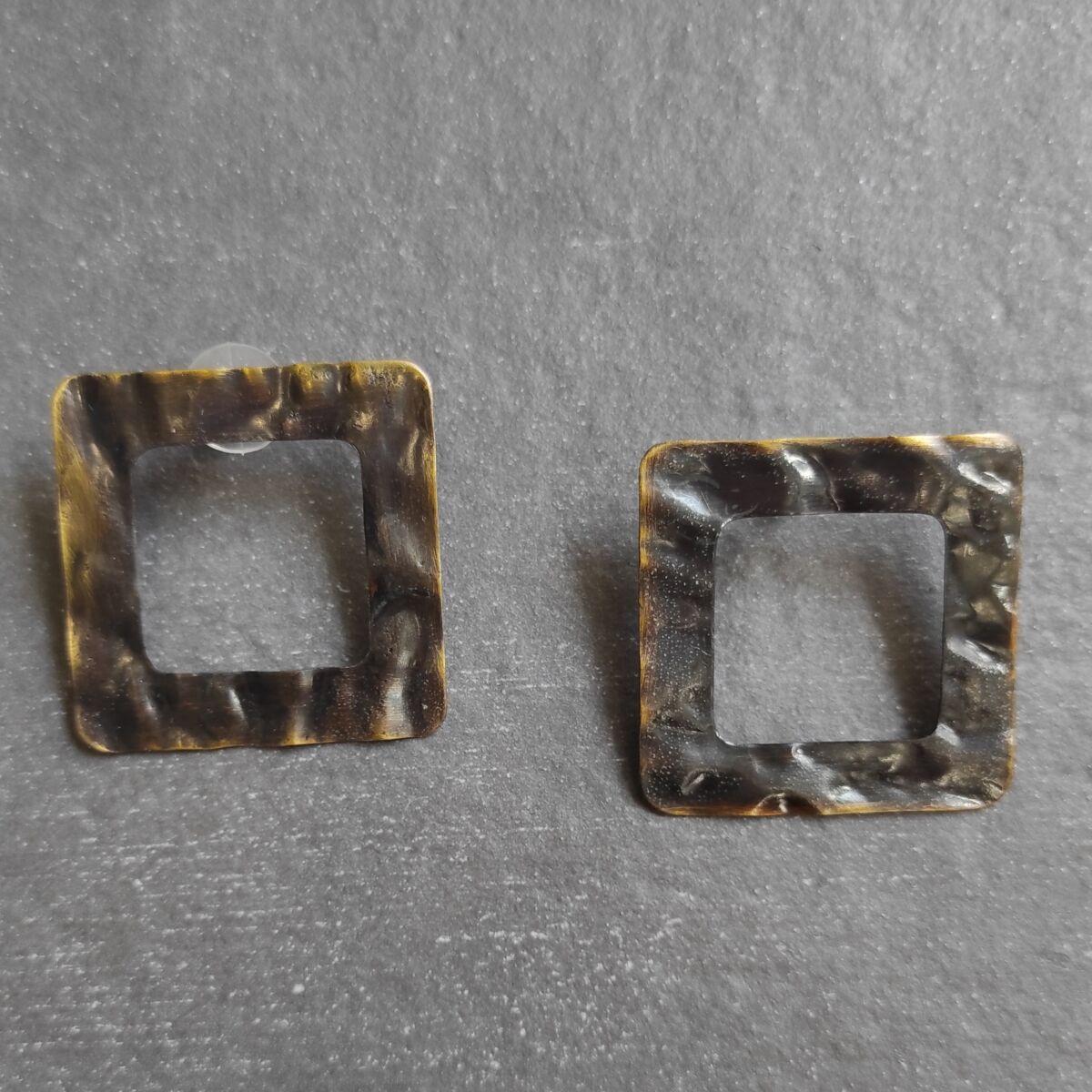 Τετράγωνα σκουλαρίκια Αξεσουάρ Ρούχα αξεσουάρ